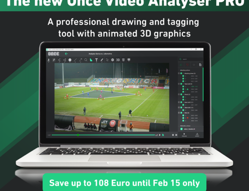 All new Once Video Analyser PRO 2.0 – massive improvements for the same price